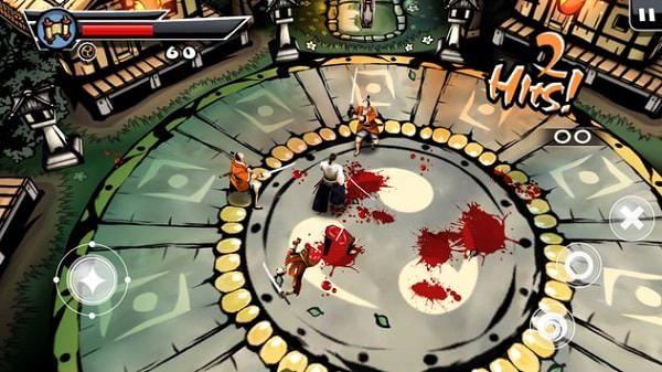 Hình ảnh yidevQr của Tải game Lãng khách lạc trôi - Samurai đánh nhau tại HieuMobile