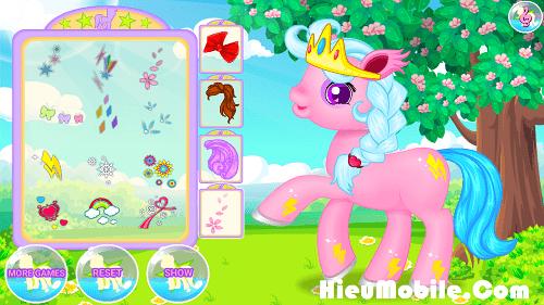 Hình ảnh ytjxlTA của Tải game Pony Grooming Salon - Tiệm làm tóc cho ngựa tại HieuMobile