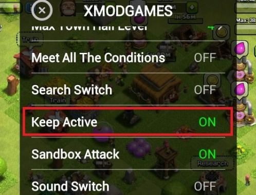 Hướng dẫn tải và sử dụng XModGames trong Clash of Clans