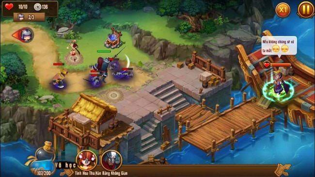 Hình ảnh zNU2YX7 của Tải game Tam Quốc Thủ Thành - Xích Bích Online tại HieuMobile