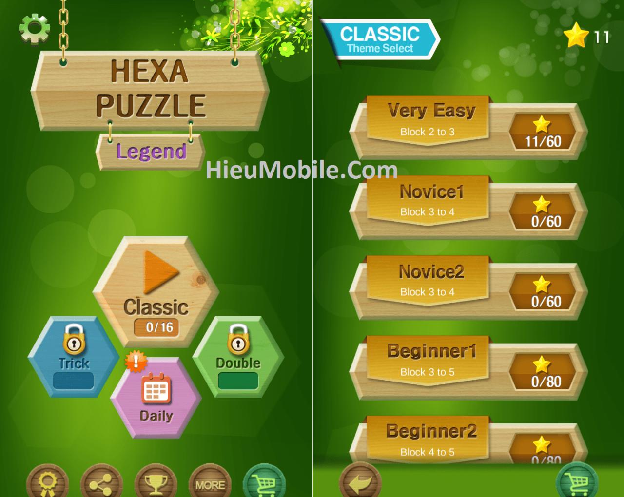 Hình ảnh zOxHxxu của Tải game Hexa Puzzle Legend - Xếp tổ ong tại HieuMobile