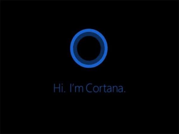 Trợ lý ảo Cortana trên trình duyệt Microsoft Edge.