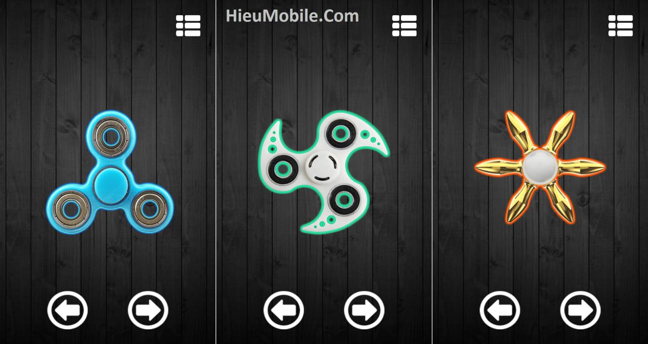 Hình ảnh zlHj9AI của Tải game Spinner cho điện thoại - Laser Hand Spin Simulator tại HieuMobile