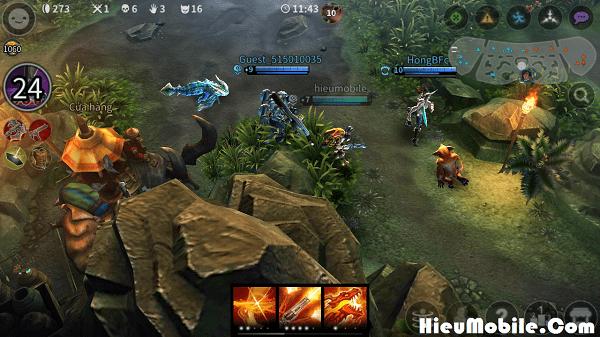 Hình ảnh zwlRvln của Tải game Vainglory - Moba 3VS3 đồ họa cực đẹp tại HieuMobile