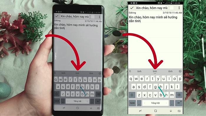 Hình ảnh optimized arux của Laban Key bổ sung tính năng vuốt phím để nhập chữ tại HieuMobile