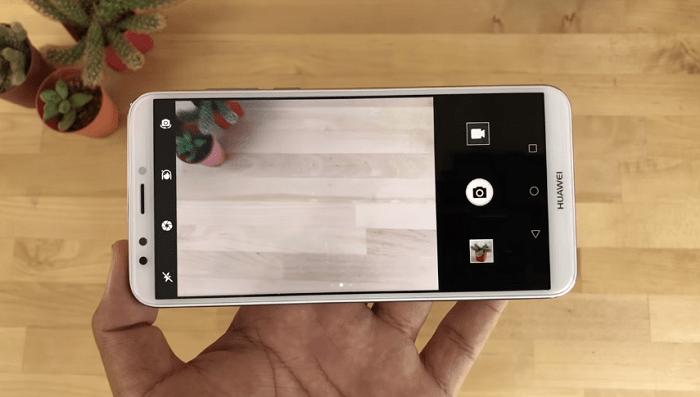Hình ảnh optimized cgjz của Huawei Y7 Pro 2018: Giá rẻ 4 triệu nhưng đã có camera kép tại HieuMobile