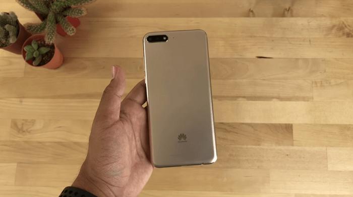 Hình ảnh optimized dofr của Huawei Y7 Pro 2018: Giá rẻ 4 triệu nhưng đã có camera kép tại HieuMobile