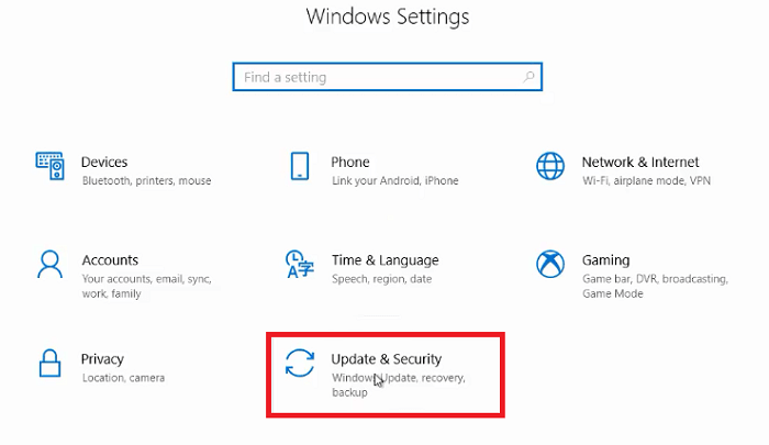 Hình ảnh optimized dxpi của Cách gỡ cài đặt Windows 10 April Update quay trở lại phiên bản cũ tại HieuMobile