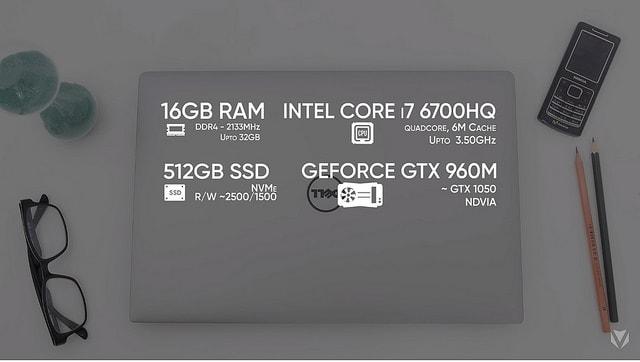 Hình ảnh optimized f6r3 của Dell XPS 15 - Laptop tốt nhất để vừa học vừa chơi tại HieuMobile