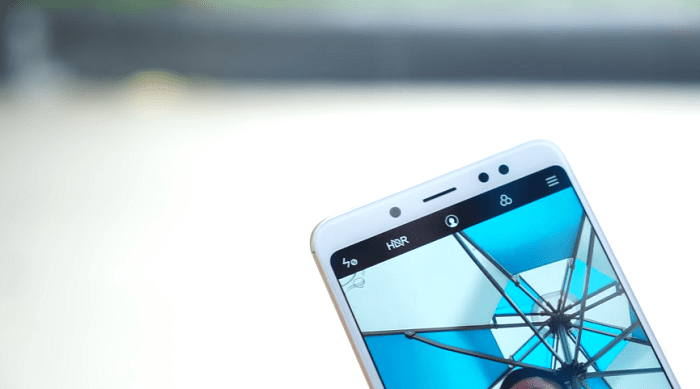 Hình ảnh optimized gtgy của Đánh giá Xiaomi Redmi Note 5: Màn hình lớn, RAM 4GB, PIN 4000 mAh tại HieuMobile