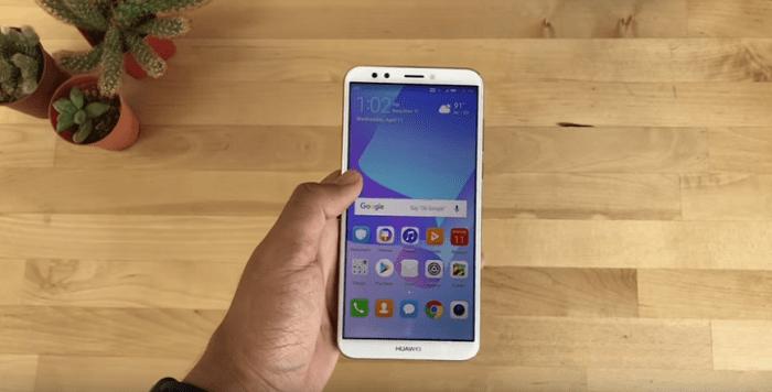 Hình ảnh optimized hd7j của Huawei Y7 Pro 2018: Giá rẻ 4 triệu nhưng đã có camera kép tại HieuMobile