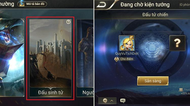 Hình ảnh optimized hkko của Hướng dẫn chi tiết về chế độ Sinh Tử của game Liên Quân Mobile tại HieuMobile