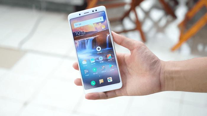 Hình ảnh optimized icjk của Đánh giá Xiaomi Redmi Note 5: Màn hình lớn, RAM 4GB, PIN 4000 mAh tại HieuMobile