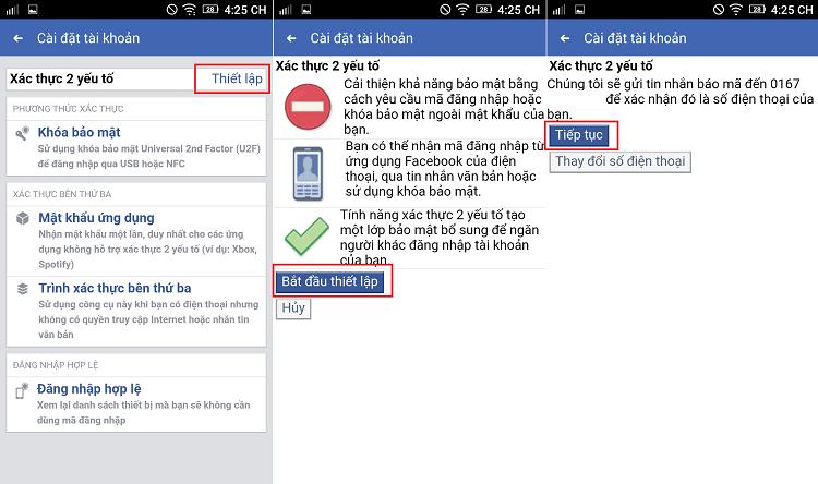 Hình ảnh optimized k9lq của Cách bật xác thực 2 yếu tố bằng tin nhắn SMS để bảo vệ tài khoản Facebook tại HieuMobile