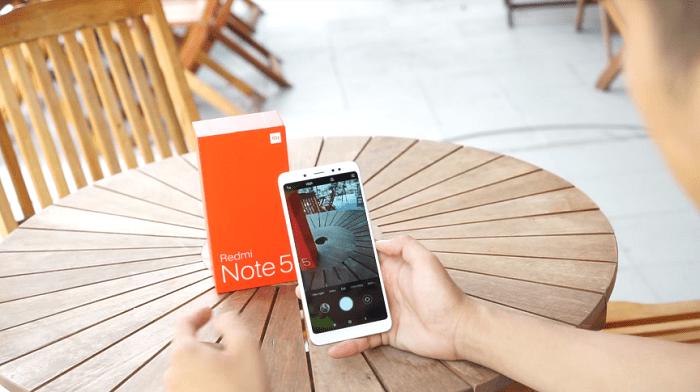 Hình ảnh optimized og8l của Đánh giá Xiaomi Redmi Note 5: Màn hình lớn, RAM 4GB, PIN 4000 mAh tại HieuMobile
