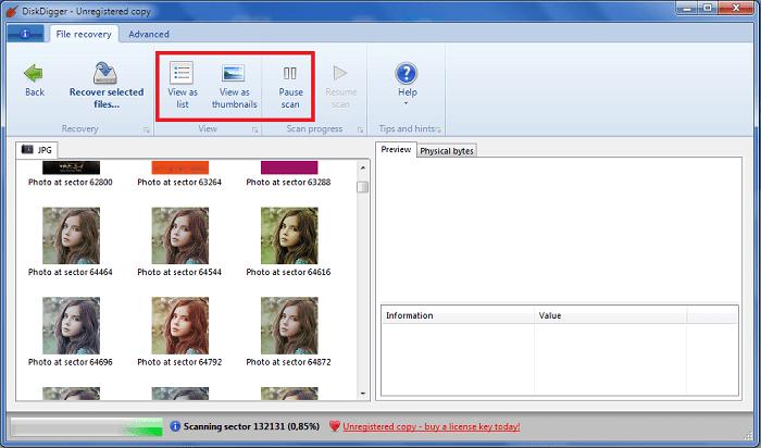 Hình ảnh optimized rtg4 của Cách khôi phục mọi dữ liệu đã xóa trên thẻ nhớ bằng DiskDigger tại HieuMobile