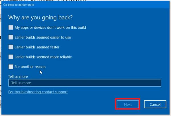 Hình ảnh optimized t38q của Cách gỡ cài đặt Windows 10 April Update quay trở lại phiên bản cũ tại HieuMobile