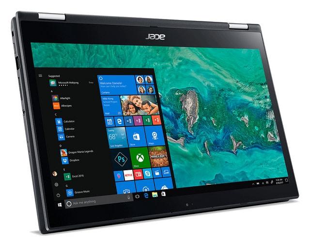 Hình ảnh optimized udoe của Đánh giá Acer Spin 3 - Laptop giá rẻ cùng thiết kế đẹp tại HieuMobile