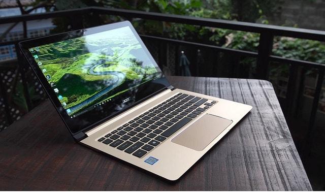 Hình ảnh optimized w9e6 của Đánh giá Acer Swift 7 - Laptop mỏng nhất hiện nay tại HieuMobile