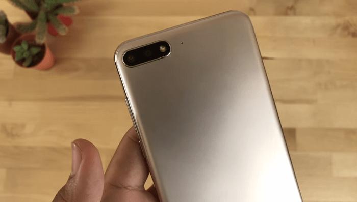 Hình ảnh optimized wkqr của Huawei Y7 Pro 2018: Giá rẻ 4 triệu nhưng đã có camera kép tại HieuMobile