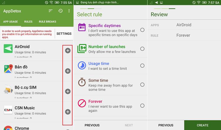 Hình ảnh optimized ws3i của Cai nghiện điện thoại bằng cách giới hạn thời gian mở ứng dụng tại HieuMobile