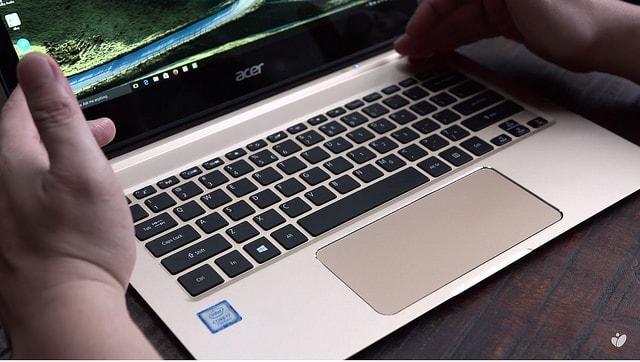 Hình ảnh optimized xhwj của Đánh giá Acer Swift 7 - Laptop mỏng nhất hiện nay tại HieuMobile