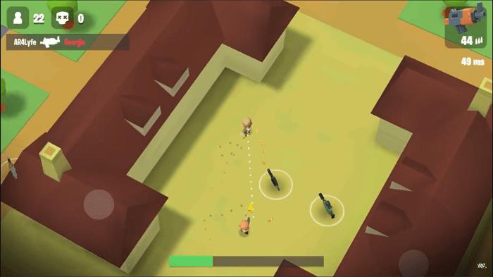 Hình ảnh optimized yapb của Tải game Battlelands Royale - Bắn súng sinh tồn cực nhẹ tại HieuMobile
