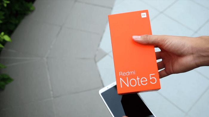 Hình ảnh optimized zpry của Đánh giá Xiaomi Redmi Note 5: Màn hình lớn, RAM 4GB, PIN 4000 mAh tại HieuMobile