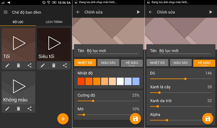 Hình ảnh optimized 6hxu của Tải Night Shift - Chế độ ban đêm và lọc ánh sáng xanh cho điện thoại tại HieuMobile