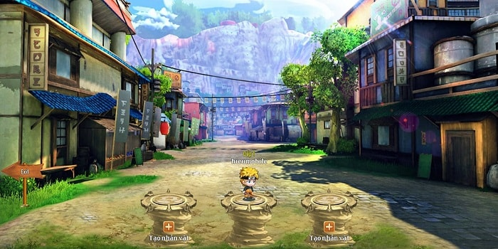 Hình ảnh optimized 85sl của Điều chỉnh game Làng Lá Phiêu Lưu Ký đẹp hơn và không bị giật lag tại HieuMobile