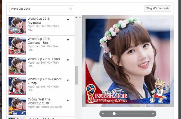 Hình ảnh optimized bcox của Các trào lưu mới nổi để chào đón World Cup 2018 trên Facebook tại HieuMobile