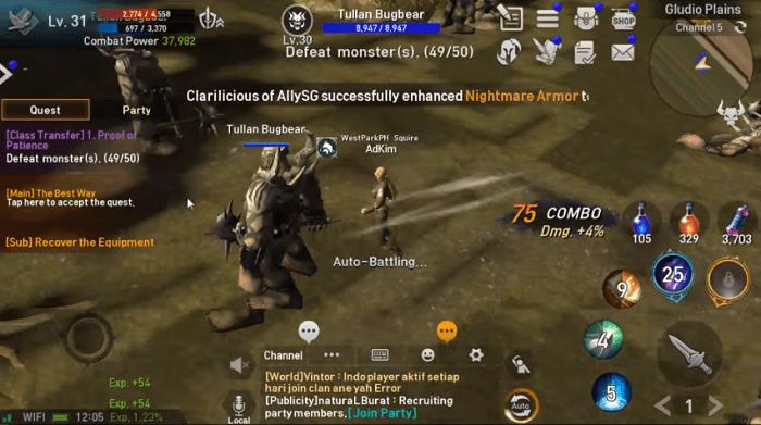 Hình ảnh optimized c8cl của Cấu hình điện thoại để chơi game Lineage 2 Revolution - L2R tại HieuMobile