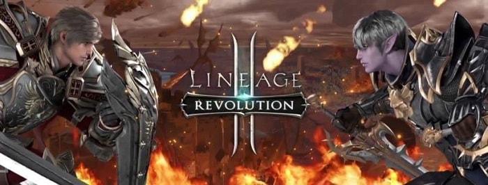Hình ảnh optimized d6ib của Lineage 2 Revolution phiên bản Android đã xuất hiện trên Google Play tại HieuMobile