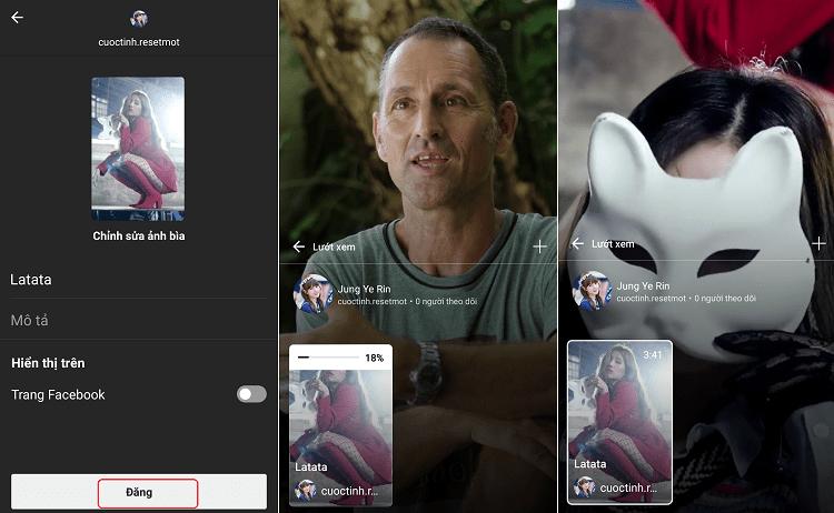 Hình ảnh optimized dynu của Làm thế nào để đăng video lên IGTV bằng điện thoại ? tại HieuMobile