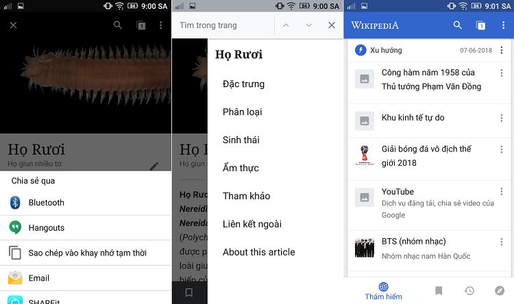 Hình ảnh optimized ivmk của Tải Wikipedia - Bách khoa toàn thư mở phiên bản ứng dụng mobile tại HieuMobile
