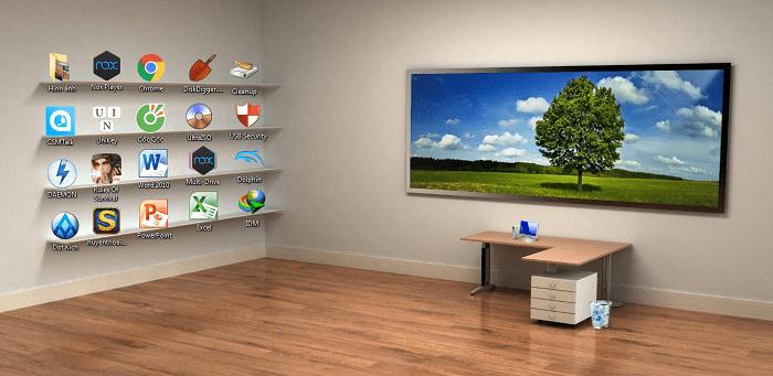 Hình ảnh optimized ji1z của Mẹo thiết kế màn hình máy tính giống phòng làm việc cực chất tại HieuMobile