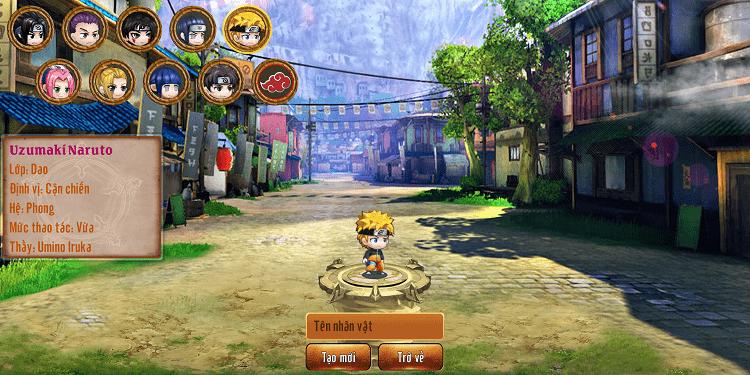 Hình ảnh optimized komz của Tải game Làng Lá Phiêu Lưu Ký: Nhập vai cày cấp đề tài Naruto hấp dẫn tại HieuMobile