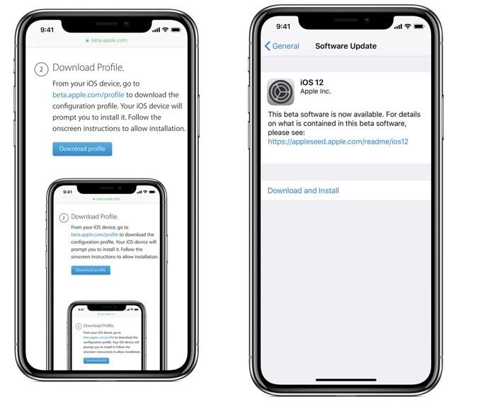 Hình ảnh optimized kvde của iOS 12 Public beta ra mắt: Ổn định, ít lỗi hơn và đây là cách cập nhật tại HieuMobile