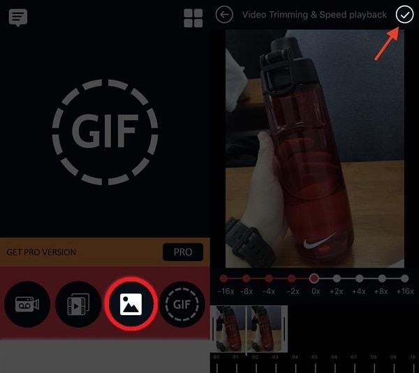Hình ảnh optimized nckc của Hướng dẫn tạo và chuyển đổi ảnh Live Photo thành ảnh gif cho iPhone tại HieuMobile