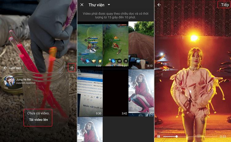 Hình ảnh optimized o6w7 của Làm thế nào để đăng video lên IGTV bằng điện thoại ? tại HieuMobile