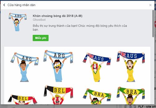 Hình ảnh optimized qbbc của Các trào lưu mới nổi để chào đón World Cup 2018 trên Facebook tại HieuMobile