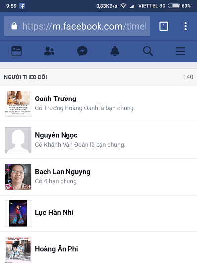 Hình ảnh optimized r0oc của Tìm hiểu và xem những người đã theo dõi tài khoản Facebook của bạn tại HieuMobile