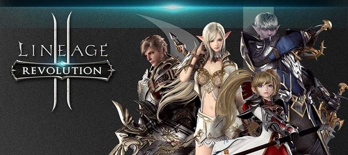 Hình ảnh optimized sfea của Thông tin các lớp nhân vật game Lineage 2 Revolution qua hình nền tại HieuMobile
