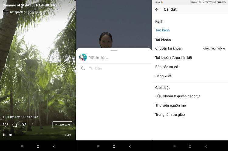 Hình ảnh optimized tz7n của Tải IGTV - Mạng xã hội xem và chia sẻ video độc đáo của Instagram tại HieuMobile