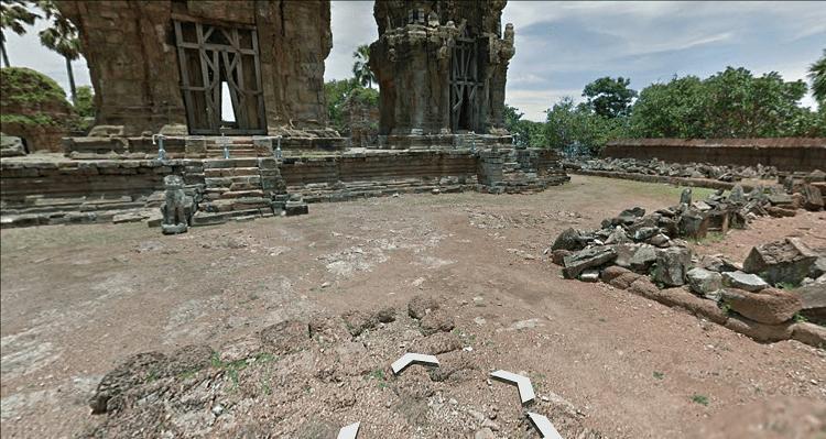 Công nghệ ảnh 360 độ hiện đại cho phép người xem di chuyển để quan sát toàn bộ phong cảnh trên 1 bức ảnh duy nhất