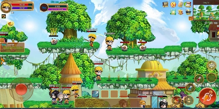 Hình ảnh optimized x4fa của Điều chỉnh game Làng Lá Phiêu Lưu Ký đẹp hơn và không bị giật lag tại HieuMobile