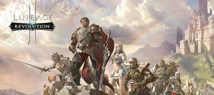 Giai đoạn đầu game Lineage 2 Revolution (L2R) thì cần chuẩn bị những gì?