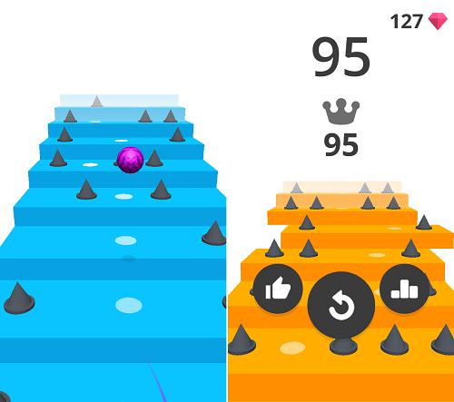 Hình ảnh optimized 4u6w của Tải game Stairs - Điều khiển bóng lên bậc thang tại HieuMobile