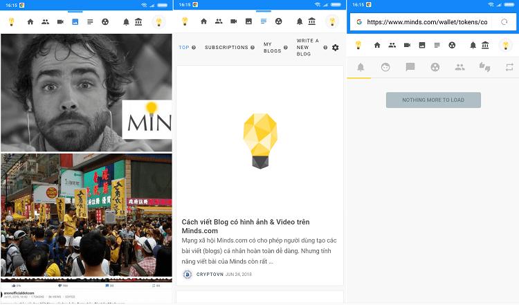 Hình ảnh optimized 5osd của Tìm hiểu về mạng xã hội Minds qua cách tạo tài khoản và sử dụng tại HieuMobile