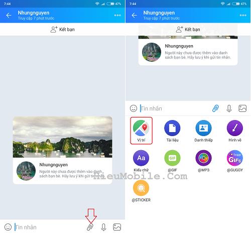 Hình ảnh optimized 7nkx của Hướng dẫn chia sẻ và theo dõi vị trí hiện tại khi nhắn tin bằng Zalo tại HieuMobile